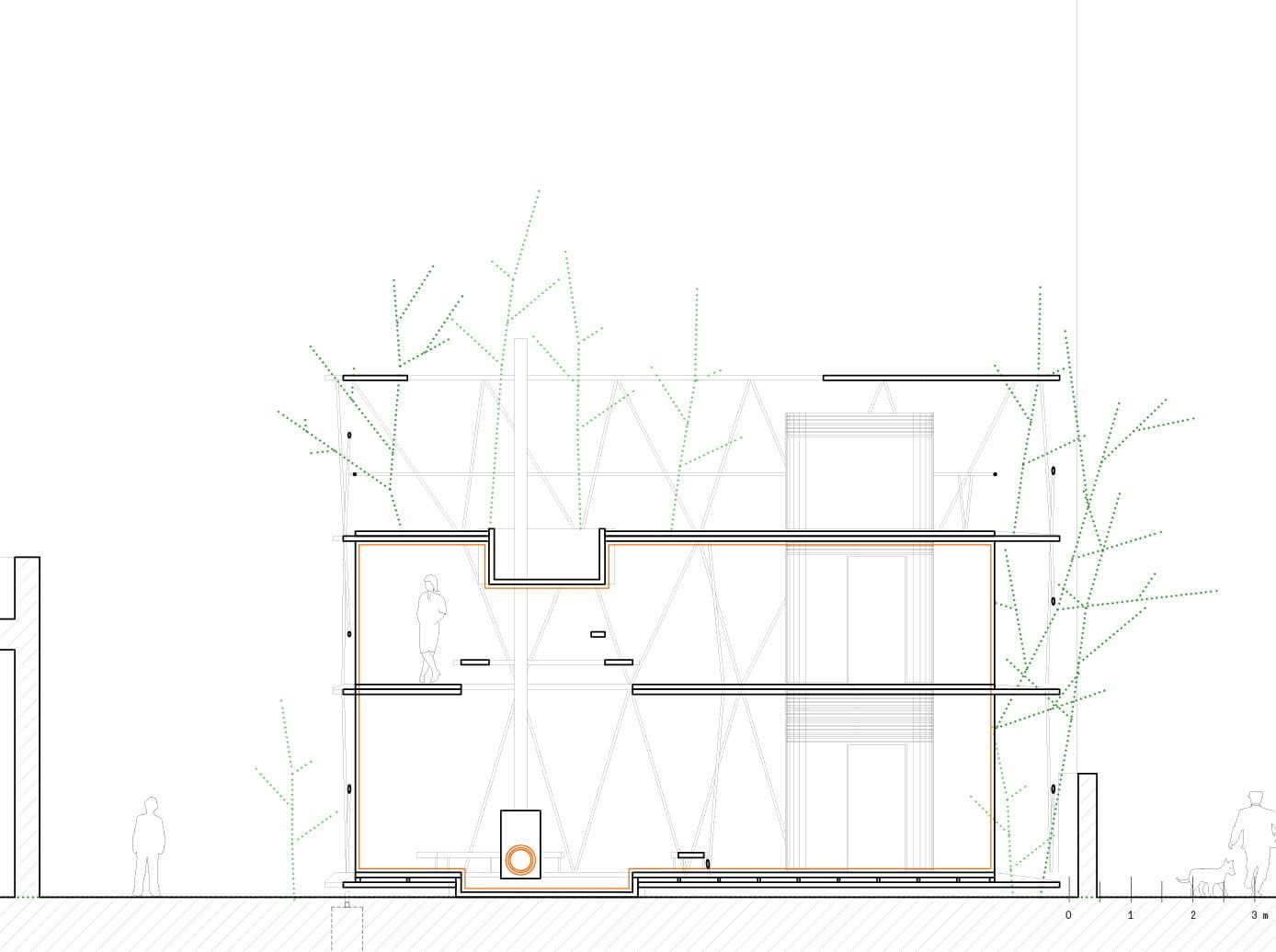 menschen und b ume clemens kirsch architektur