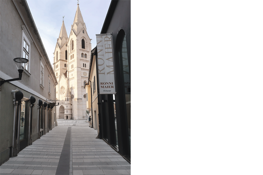 Fußgängerzone Wiener Neustadt eröffnet